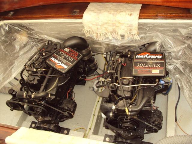 I motori revisionati e rimontati