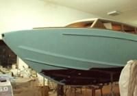 Barca classica Settimo Velo Isabella stuccatura fondo