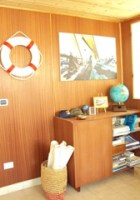 Un angolo dell'uffico