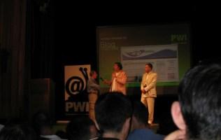 vincitore categoria blog 2009 pwi