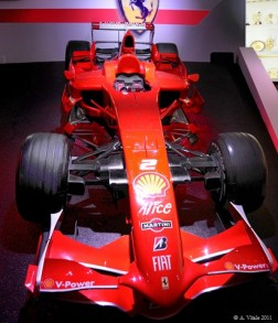 F2008 – Campione del Mondo Costruttori 2008