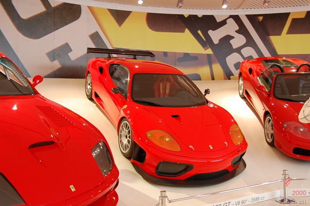 Ferrari stradali