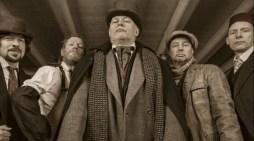 Tor Ærlig og Detektivene spiller på Rockers
