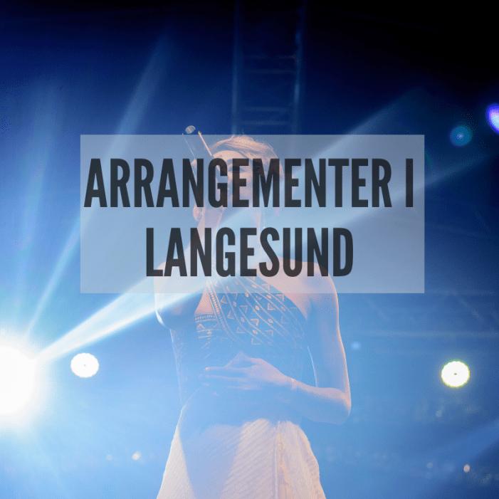 Langesund arrangementskalender 2020