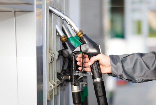 combustibles automotrices