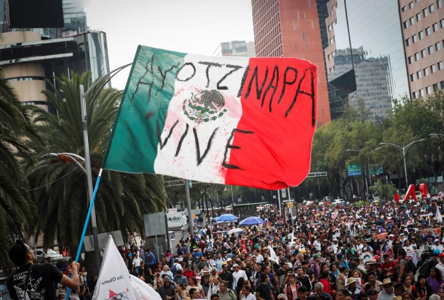 Caso Ayotzinapa; trayectoria de la investigación y participación de López Obrador