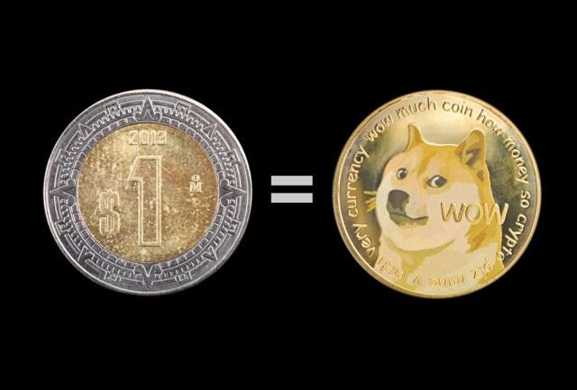 Peso Dogecoin