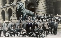 Lions Roaring 100 Years On