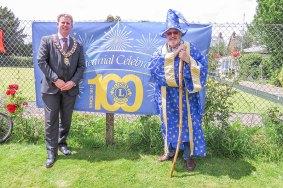 Merlin-(Alton-Lion-President)-&-Alton-Town-Mayor