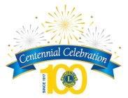 Alton Lions Club celebrates a 'Century of Service' at Buckingham Palace