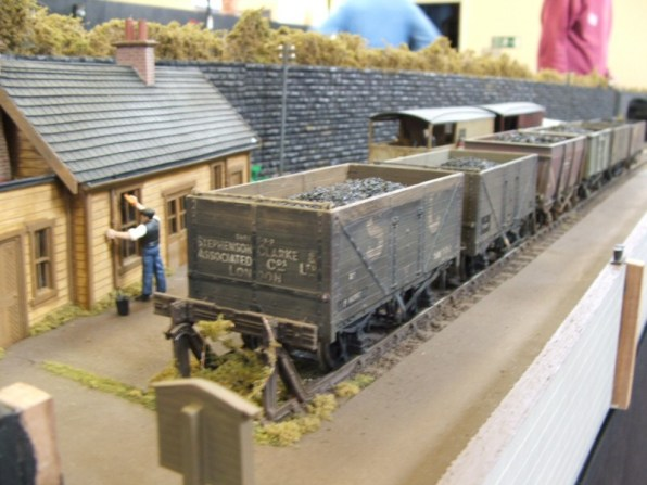 The O Gauge Penpoll Quay