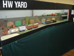 The O Gauge HW Yard