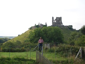 Steve Cook, and Corfe Castle.