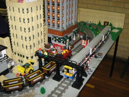 Lego layouts, Lego