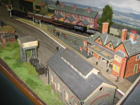 Priorsfield, Severn-Wash Line, OO Gauge