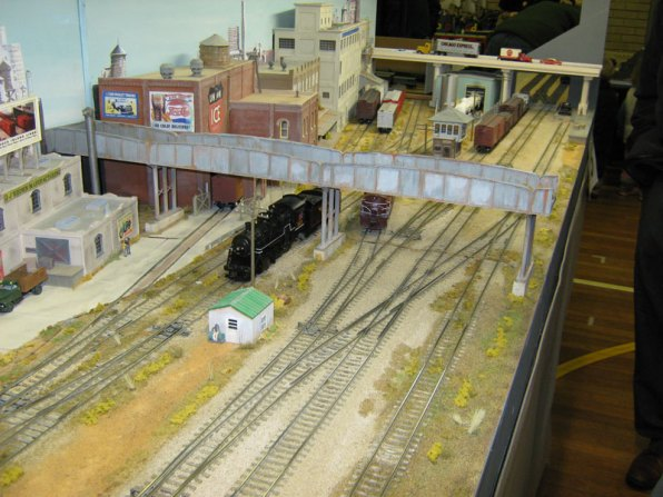 West Street Yard, American, HO Scale