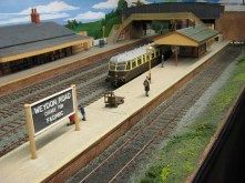 Weydon Road, Steam, O Gauge