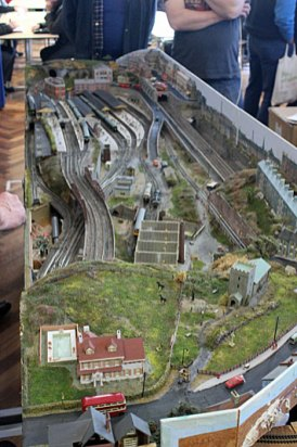 The N Gauge Claybridge Town