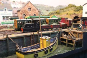 More of the O 16.5mm Narrow Gauge Crackington Quay