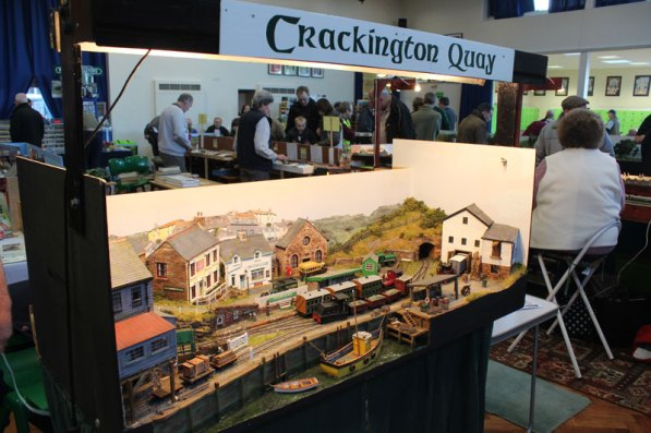 The O 16.5mm Narrow Gauge Crackington Quay