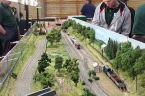 The OO Gauge Greenfield Siding