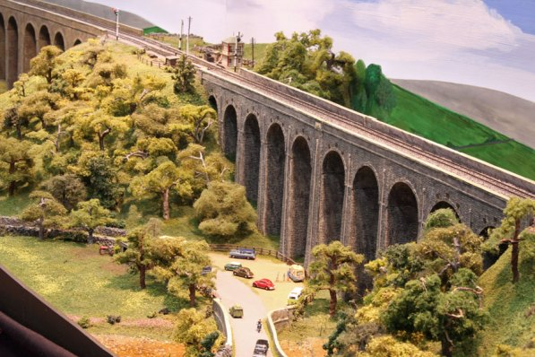 'Dentdale' recreates part of the Settle & Carlisle line