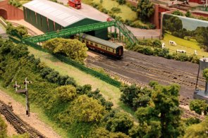 Ropley carriage sheds