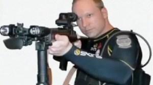 Strage di Oslo: niente carcere per Breivik, infermo di mente