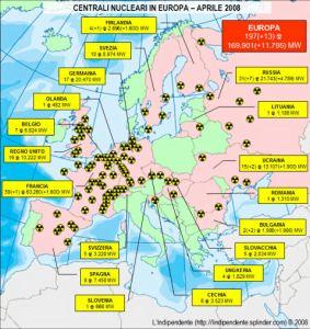 Nucleare di Nogent, Francia: blitz di Geenpeace