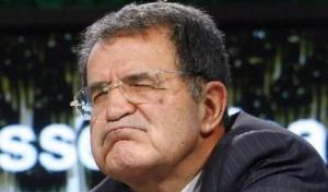 Romano Prodi a Lucca viene accolto come il nuovo Presidente della Repubblica