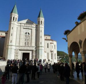 Cascia Basilica SantaRita