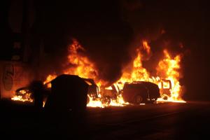 29 giugno 2009_Viareggio_train_explosion_fire