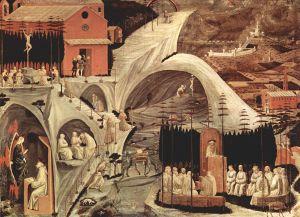 19 luglio Paolo Uccello, Episodi di vite di eremiti
