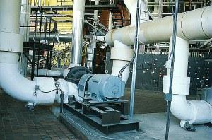 Impianto termico, caldaia