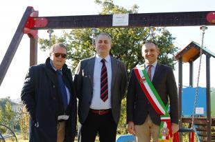 Luca Menesini, Alessandro Pachetti e Umberto Sebastiani