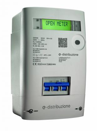 Il nuovo contatore Open meter