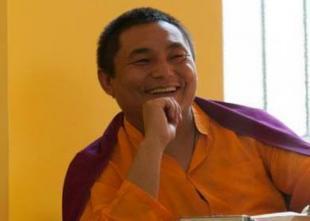 Il Lama tibetano Machig Rinpoche