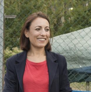 L'assessore Lia Miccichè