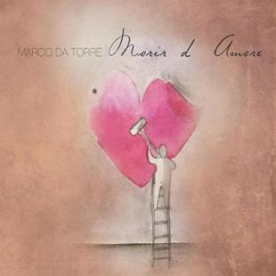 """La copertina di """"Morir d'amore"""""""