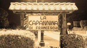 la capannina di franceschi