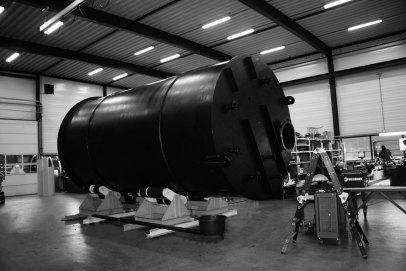 HDPE-Tank-bouw