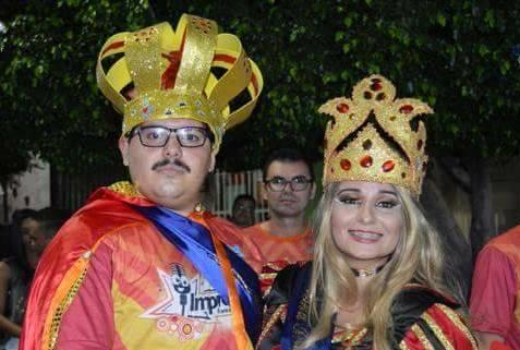 Rei e rainha dos Imprensados