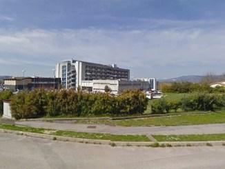 Furto ospedale Città di Castello, furto di circa 100 mila euro