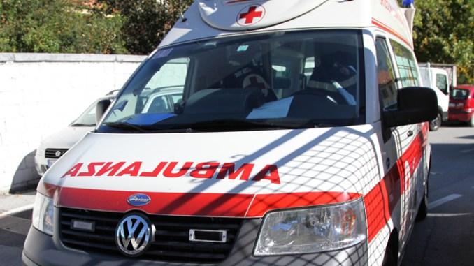 Città di Castello, incidente mortale, auto in un burrone, muore un 53enne