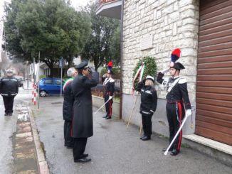 Umbertide, celebrazione 11esimo anniversario della scomparsa di Donato Fezzuoglio