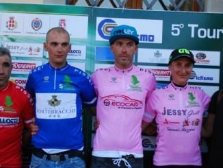 Tour dell'Umbria, a San Giustino vince Giuliodori