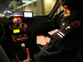 Città di Castello, ubriaco provoca incidente, ferite lievi e ritiro patente