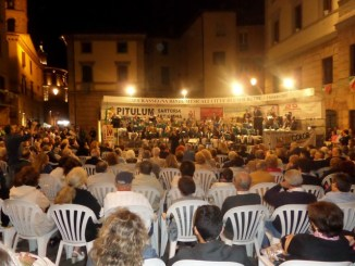 E' stato un vero e proprio spettacolo il concerto della banda cittadina di Umbertide che si è tenuto in piazza Matteotti nel giorno della festività del patrono