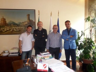 Ex FCU, Guasticchi ha incontrato il sindaco di Umbertide