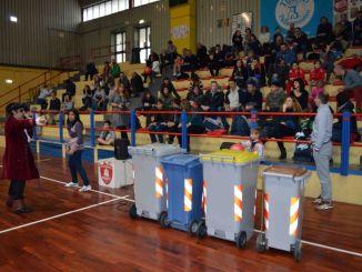 Basket e ambiente, un binomio vincente